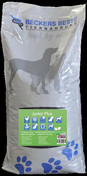 Premium Hundefutter Junior PLUS 15 kg