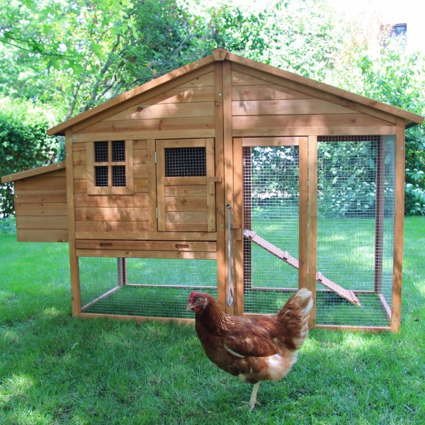 Hühnerhaus Liese