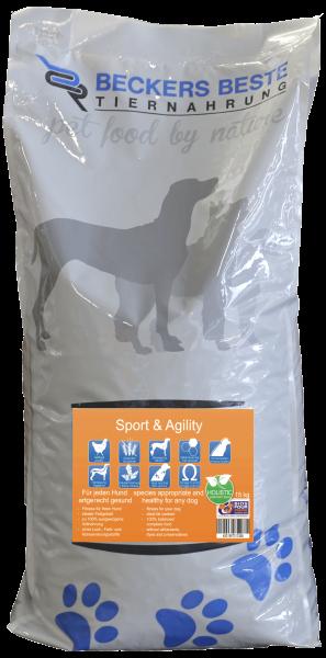 Premium Hundefutter Sport & Agility 15 kg
