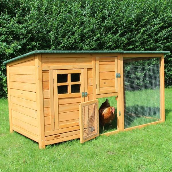 Hühnerhaus Paula