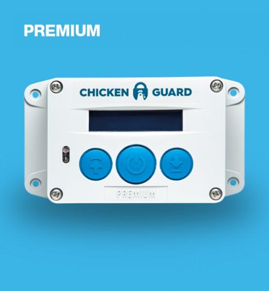 ChickenGuard © Premium, automatische Hühnerklappe