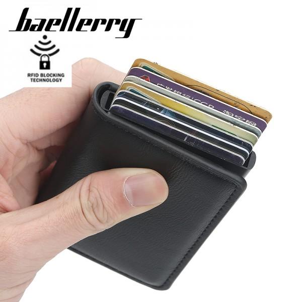 RFID NFC Blockierung Kartenhalter Kartenetui Schutz Kredikarten Bankkarten