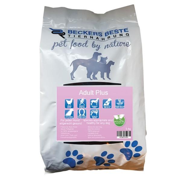 Premium Hundefutter Adult PLUS 5kg